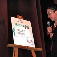 Ass.re Alga Franciosi presenta la Targa del 1° anniversario del teatro Astra - 15 dicembre '07