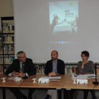 Conferenza stampa PER ASPERA AD ASTRA 13.14 | 08.10.13