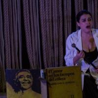 AMORE AI TEMPI DEL COLERA | Laura Marinoni | 18.01.2017